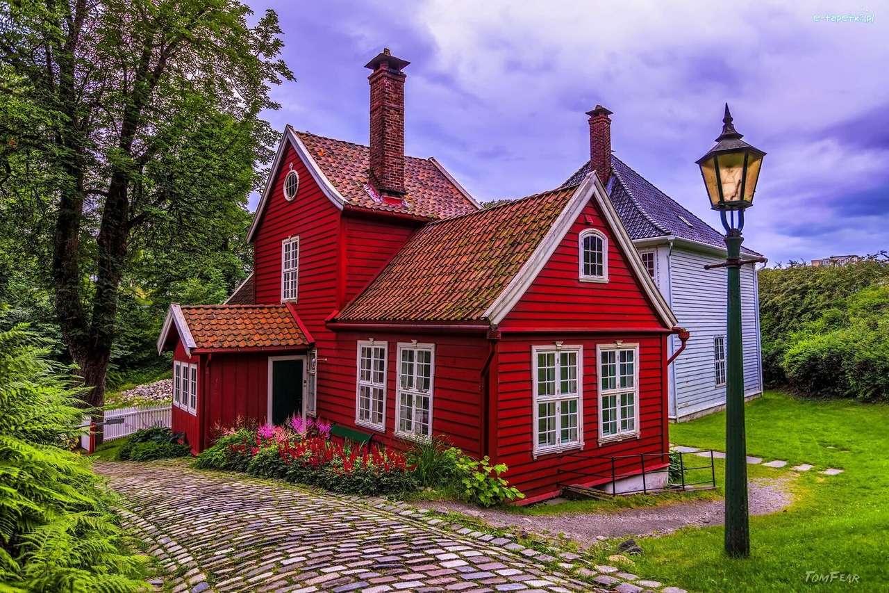 Bergen C- muzeum, skansen - m (15×10)