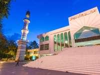 moskén på Maldiverna