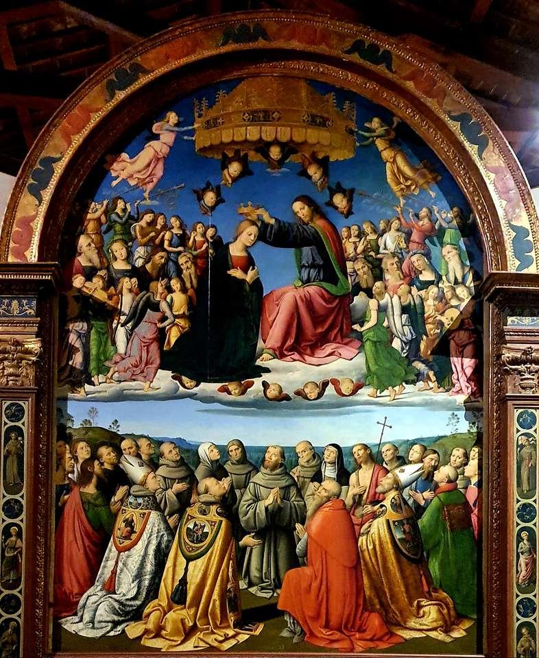 El Pala de España - Vuelve a armar las piezas de este rompecabezas para admirar la obra más importante de nuestra Pinacoteca (4×6)