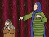 """Parábola """"o fariseu e o publicano"""""""