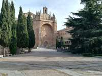 Mănăstirea dominicană din Salamanca