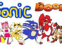 Sanic Boom