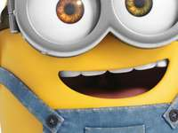 Cheerful minion