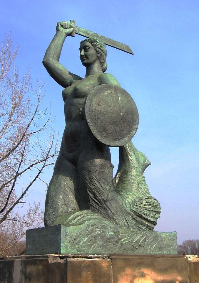 Ludwik Nitschow - Ludwika Nitschowa, född Kraskowska (född 6 december 1889 i Radłów, död 28 mars 1989 i Warszawa) - polsk skulptör (2×3)