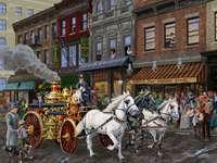 Egy jelenet a városban