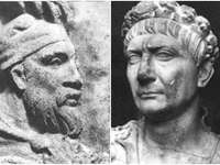 Trajano e Decébalo