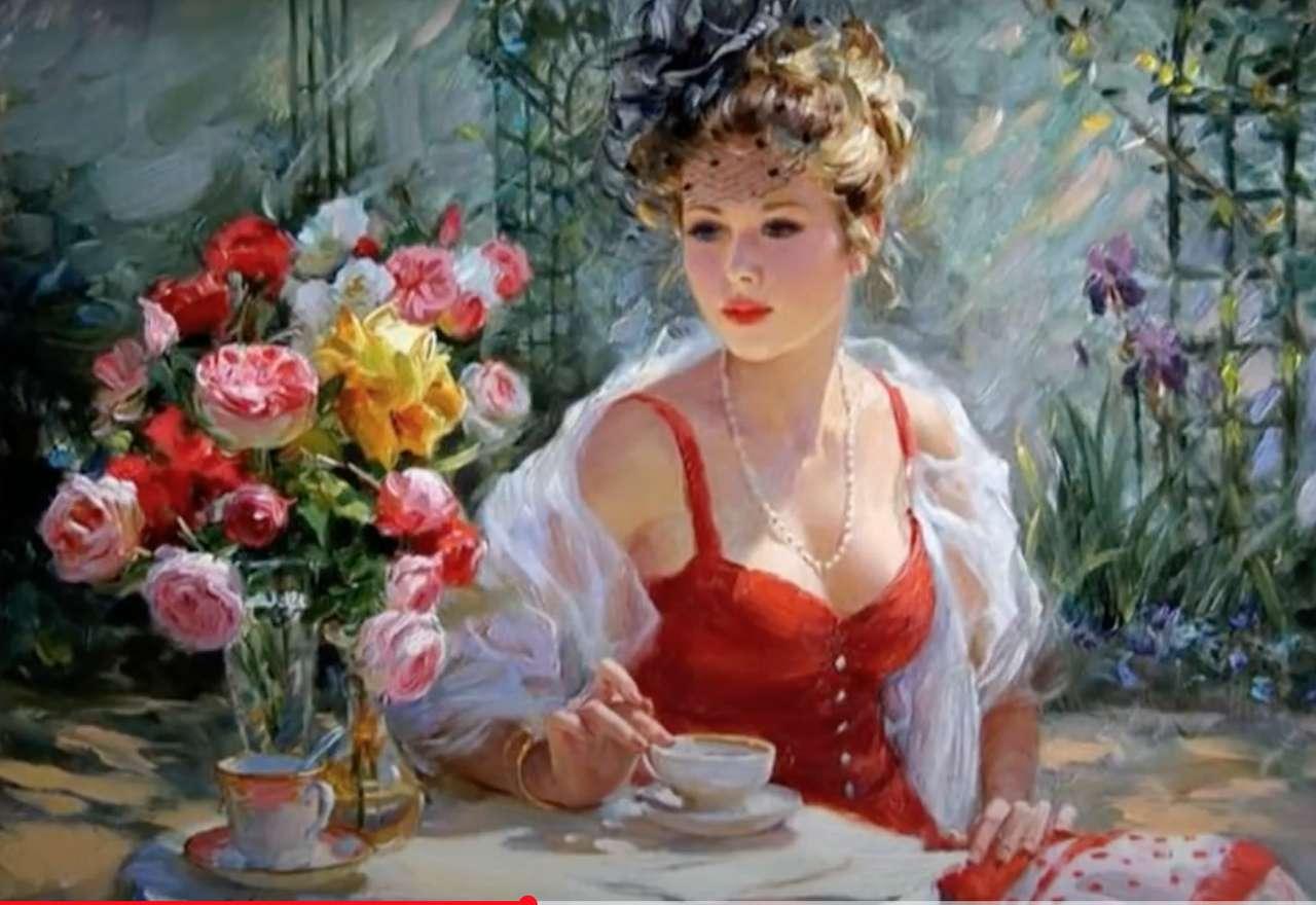 Красива неделя - Хубава пролетна картина (11×8)