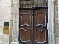 dveře v Provence
