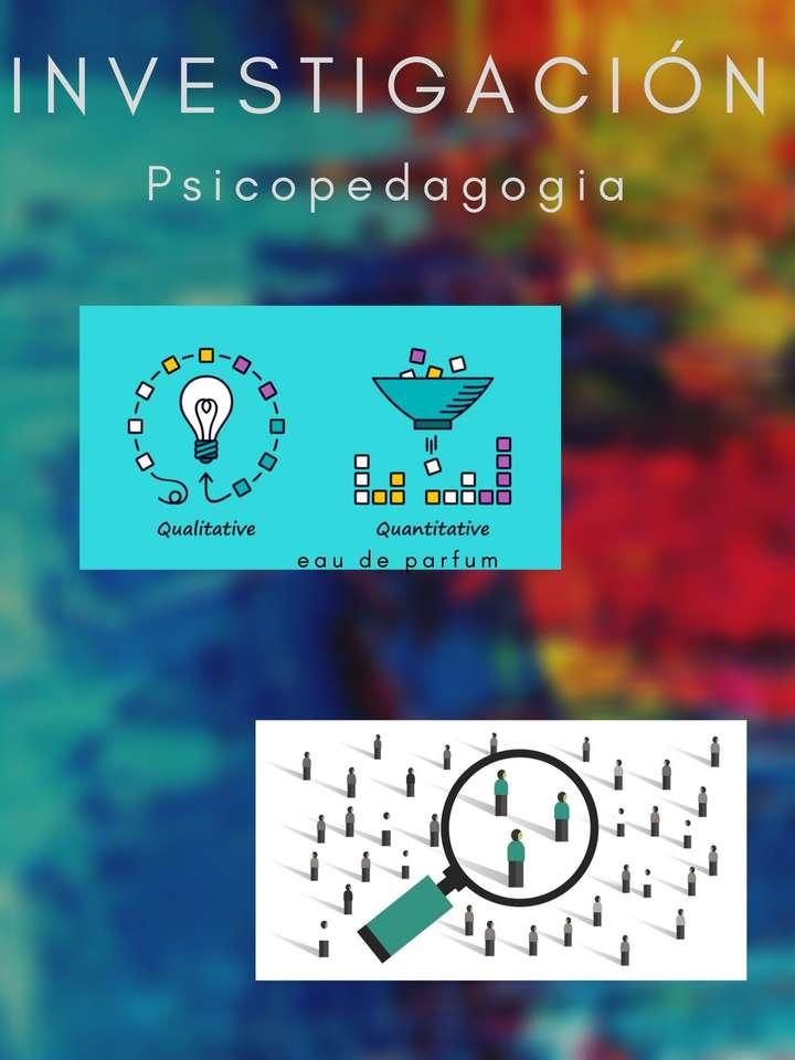 pesquisa psicopedagogia