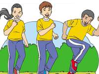 Körperkoordination