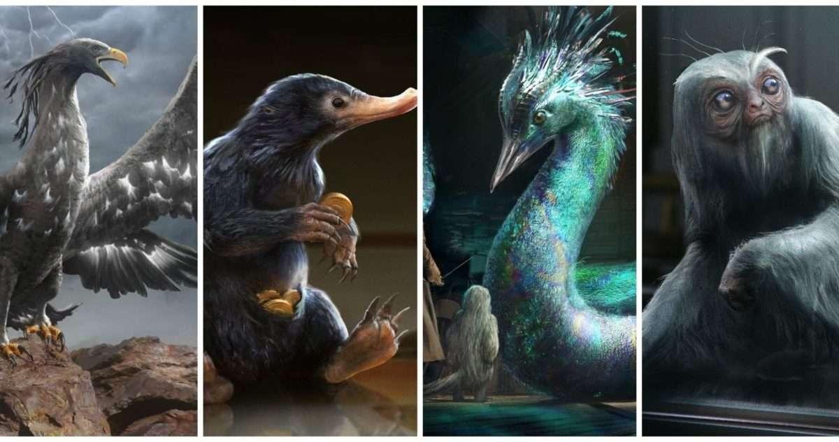 Μαγικά πλάσματα - Μερικά όμορφα πλάσματα από τον μαγικό κόσμο του Χάρι Πότερ (13×7)