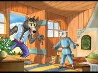 A farkas és a kecske