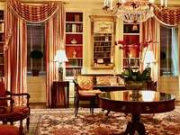 room in the white house in washington
