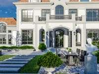 résidence luxueuse