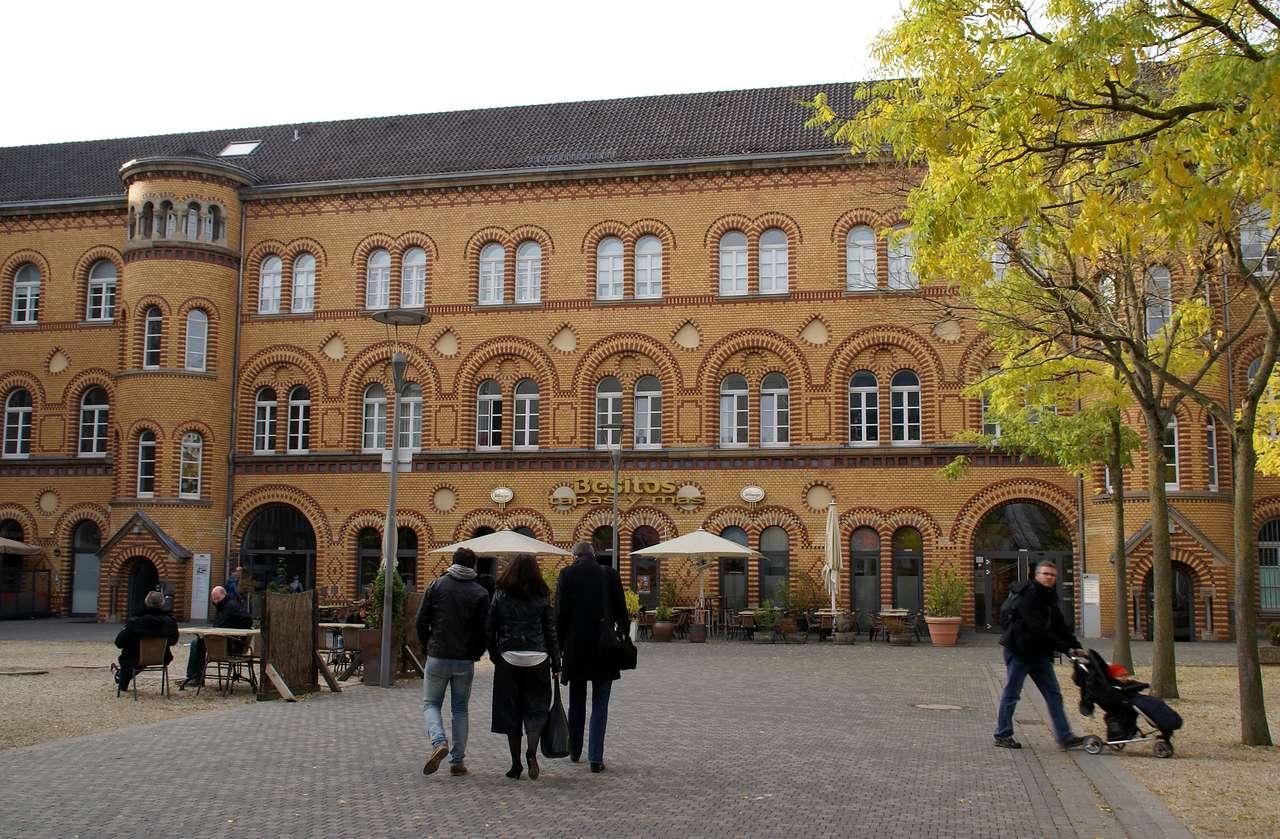 Aachen - Alter Posthof - Aachen - Alter Posthof - ALEMANHA (15×10)