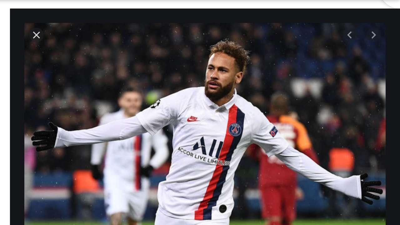 neymar soccer - neymar football player of paris saint yerment of ligue 1 (19×11)