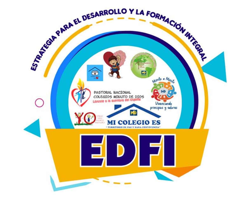 EDFI COLEGIO MINUTO DE DIOS - Попълнете пъзела EDFI (12×10)