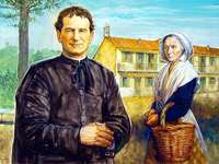 Mama Margaret and Don Bosco