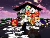 Mitsu et le festival des parapluies