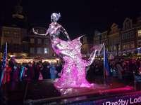 Das Internationale Eisskulpturenfestival in Posen