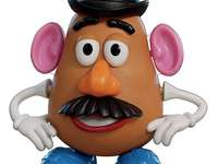 Pan Głowa Ziemniaka