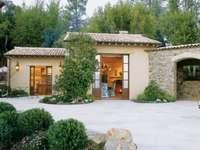 Haus im provenzalischen Stil