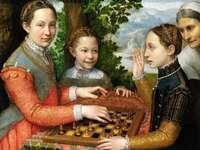 femeile în pictură