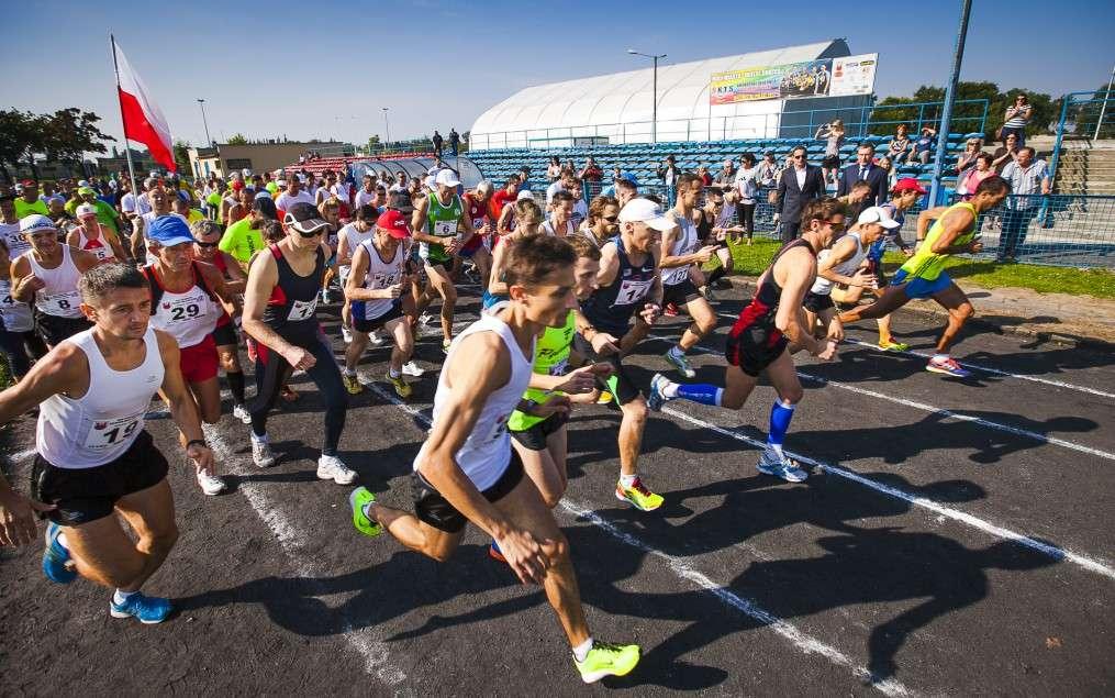 Sochaczew Half Marathon - MOSIR SOCHACZEW CELEBRATES THIS 20 YEAR OF ACTIVITY (12×8)