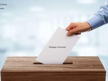 powszechne prawo wyborcze