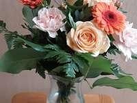 Powitanie kwiatowe