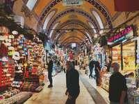 GROSSER BAZAR - ISTANBUL