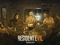 Resident Evil 7 puzzel