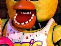 Chica z five night at freedy