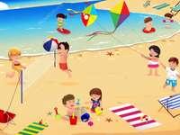 Aboutorabi teacher learning beach words