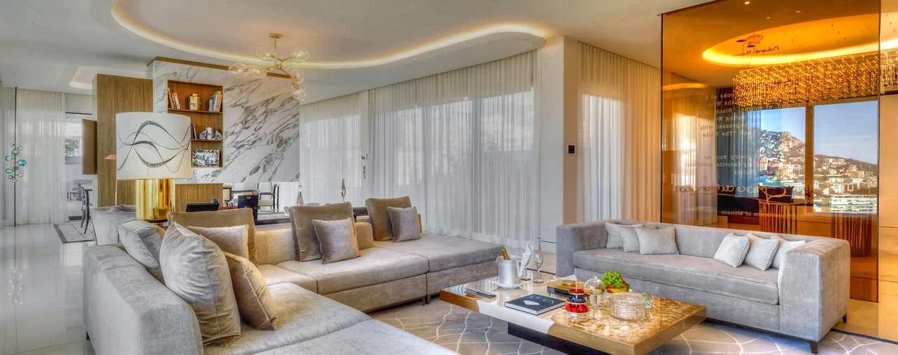 """""""Princess Grace Suite"""" Hotel de Paris στο Μονακό"""