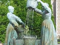 statua a Cancale