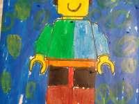 Lego guy-me as a lego- creează-l