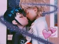 Marinette e Adrien