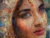 Mozaic de sticlă de Bruno Cerboni