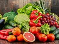 Fruit en fruit