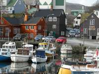 Tórshavn - Faerské ostrovy