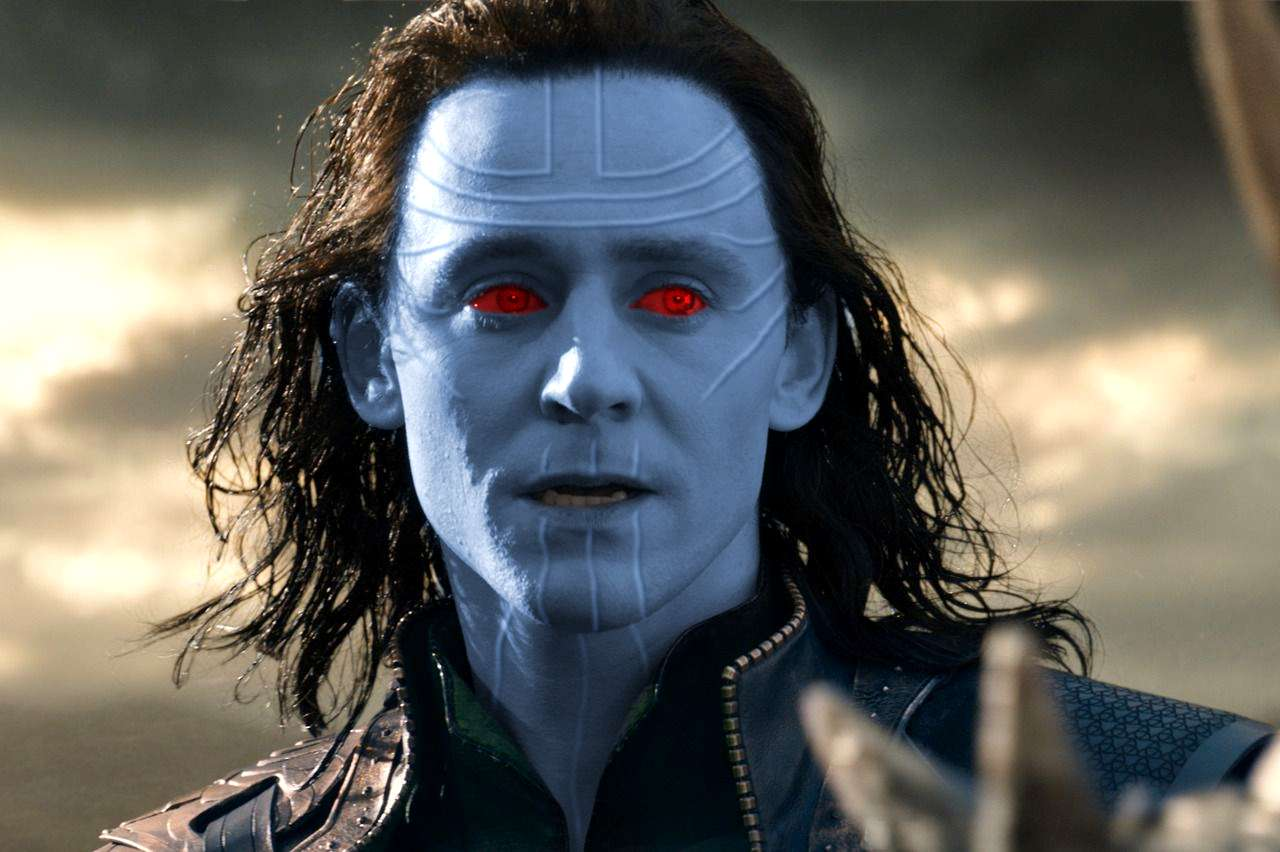 Jotun Loki Thor 2