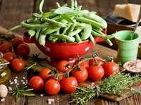 groenten voor salade