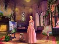 Barbie mint Rapunzel