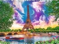 Παρίσι στη ζωγραφική.