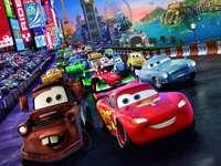 Bilar Disney Pixar