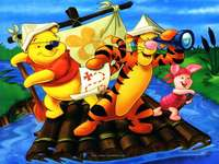 winny Pooh Sailing