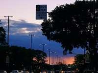 samochody na drogach w ciągu dnia