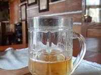 zimny napój na ciepły dzień