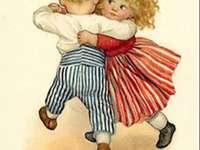 když děti tancují polku